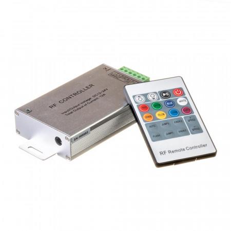 Купить Led контроллер светодиодный rgb 12А/144 Вт (20 кнопок)