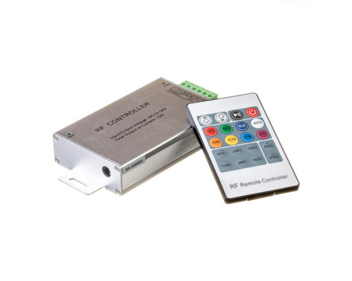 Led контроллер светодиодный rgb 12А/144 Вт (20 кнопок)