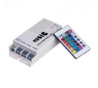 Led контроллер музыкальный rgb 9А/108 Вт (RR 24 кнопки)