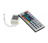 Led контроллер светодиодный rgb 12А/144 Вт, (IR 44 кнопки)