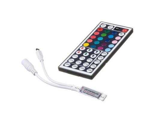 Led контроллер mini светодиодный rgb 6А/72 Вт (IR 44 кнопки)