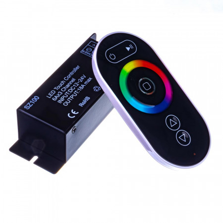 Купить Led диммер 24А/288Вт (3 кнопки)