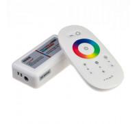 Led контроллер светодиодный белый rgb 18А/216 Вт, (8 кнопок)