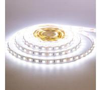 Лента светодиодная белая 12V AVT smd5050 60LED/m IP20, 1м