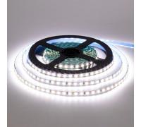 Лента светодиодная нейтральная белая 12V AVT smd2835 120LED/m IP20, 1м