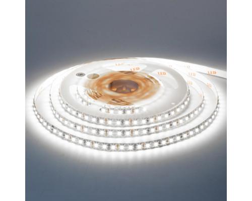 Лента светодиодная белая 12V AVT smd2835 120LED/m IP65, 1м