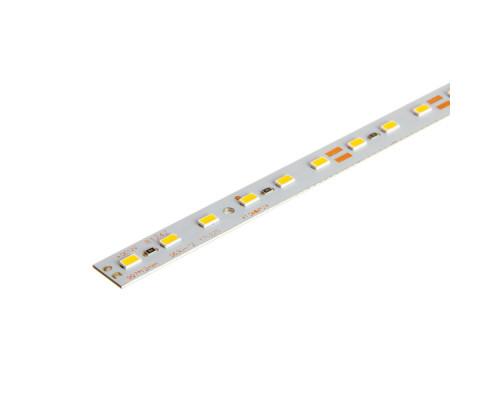 Линейка светодиодная нейтральная белая 12V smd5630 18Вт IP20 1000мм