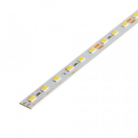 Купить Линейка светодиодная холодная белая 12V (скотч) smd5630 18Вт IP20 1000мм