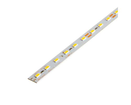 Линейка светодиодная холодная белая 12V (скотч) smd5630 18Вт IP20 1000мм