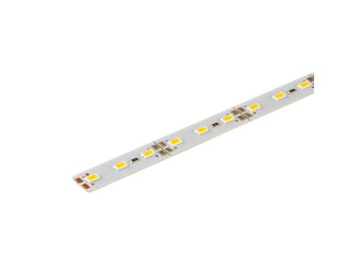 Линейка светодиодная теплая белая 12V smd5630 18Вт IP20 1000мм