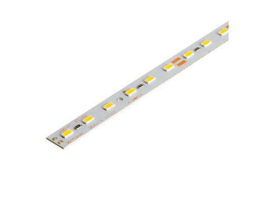 Линейка светодиодная теплая белая 12V (скотч) smd5630 18Вт IP20 1000мм