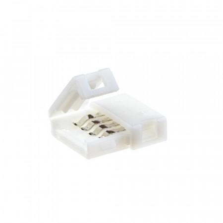 Купить Коннектор для лед лент RGB 12V 10mm зажим/зажим