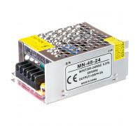 Led блок питания 24V MN/2A 48Bт IP 20