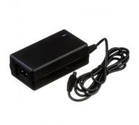Led блок питания 12V штекер с кабелем/2A 24Bт IP 20