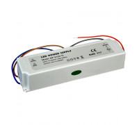 Led блок питания 12V SLIM PLASTIC/8.33A 100Bт IP 65
