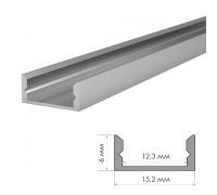 Профиль светодиодный накладной ПФ-18 2m