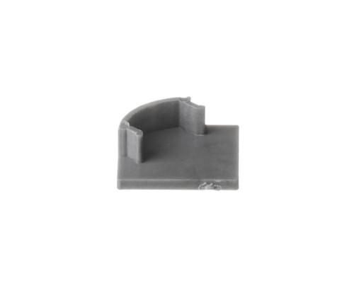 Заглушка для светодиодного профиля ПФ-8 с отверстием