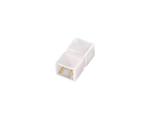 Конектор для светодиодной ленты 220V AVT smd2835 2 разъема+2 шт. 2pin