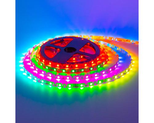 Лента светодиодная адресная shape 5V smd5050 48LED/m WS2812B IP20, 1м