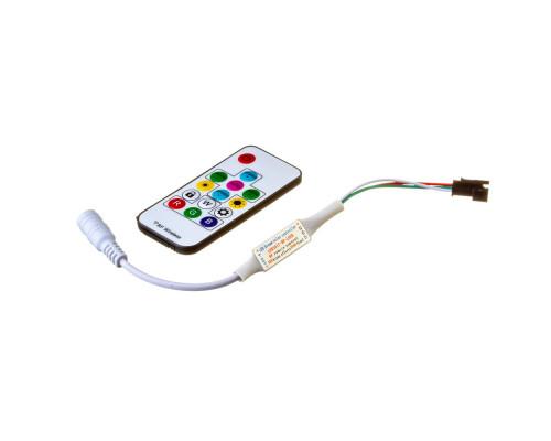 Led контроллер Smart mini светодиодный 6А/72 Вт, (RR 14 кнопок)