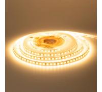 Лента светодиодная белая теплая 12V AVT-New smd2835 120LED/m IP20, 1м