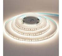 Лента светодиодная нейтральная белая 12V AVT-Prof smd2835 120LED/m IP20, 1м