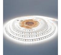 Лента светодиодная белая 12V AVT-New smd2835 120LED/m IP65, 1м
