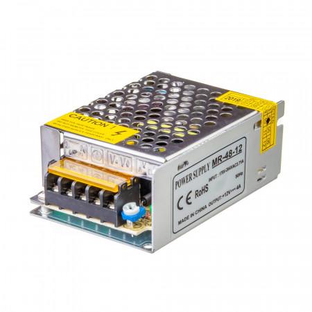 Купить Led блок питания 12V МR/4A 48Bт IP 20