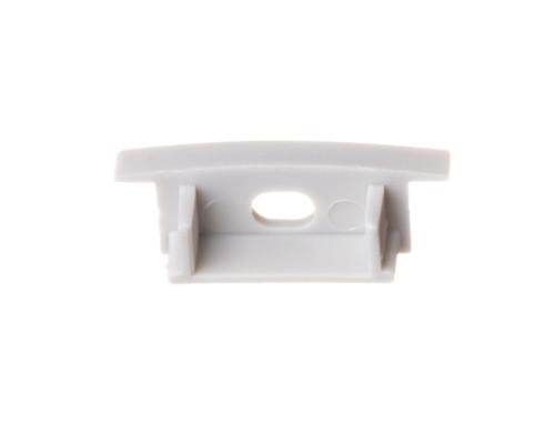 Заглушка для светодиодного профиля ПФ-15 с отверстием