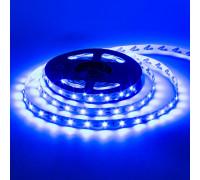 Светодиодная лента 12В синяя 60led/m AVT smd3528 IP20, 1м