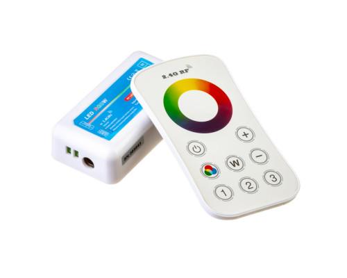 RGBW контроллер светодиодный 12A (RR 8 кнопок)