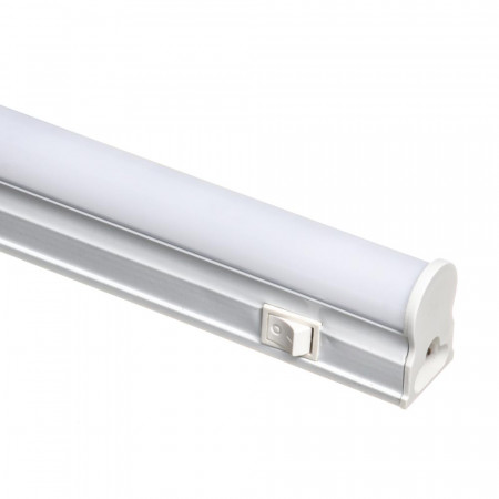 Купить Линейный LED светильник T5 накладной 5Вт 6500К 30 см