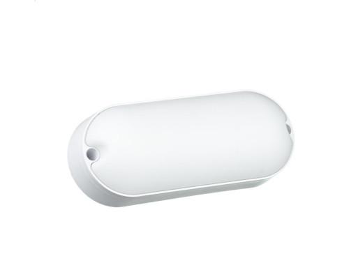 Светильник накладной Boston ЖКХ 18Вт 6000К овальный IP65