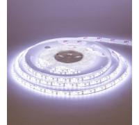 Светодиодная лента 12В белая нейтральная 120led/m Motoko smd3528 IP20, 1м