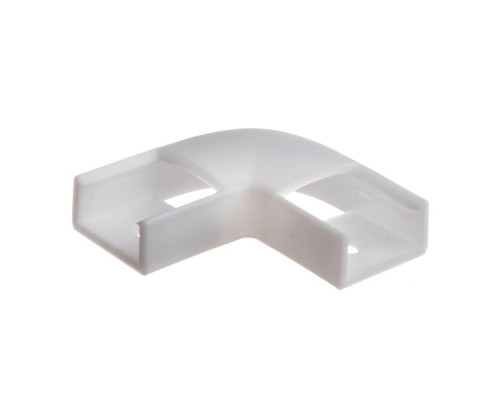 Коннектор угловой для профилья ПФ-9 90° пластиковый
