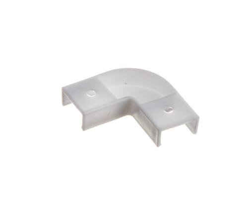 Коннектор угловой для профилья ПФ-15 90° пластиковый
