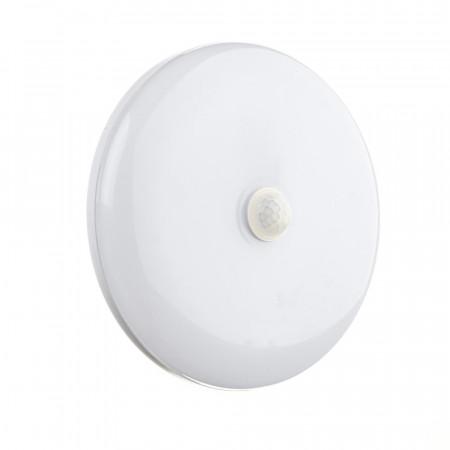 Купить Светильник накладной с датчиком Symphony 24Вт 6000К круглый IP44