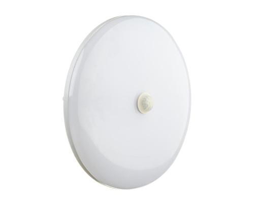 Светильник накладной с датчиком Sensor ЖКХ 36Вт 6000К круглый IP44