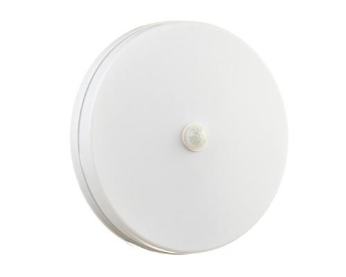 Светильник накладной с датчиком Sensor 36Вт 5000K круглый IP65