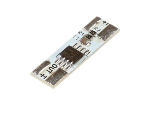 Модуль плавного включения ленты светодиодной ON/OF 5A/12V