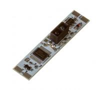 Оптический датчик для профиля ИК ON/OF 5А/12-24V (прямой)