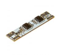 Модуль плавного включения ленты светодиодной ON/OF 8A/12V на клейкой основе