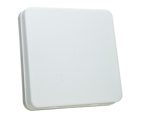 Led светильник накладной AVT Crona ЖКХ 24Вт 5000К квадрат IP44