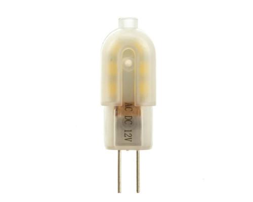 Led лампа SIVIO smd2835 2Вт G4 12В 4500K Plastik