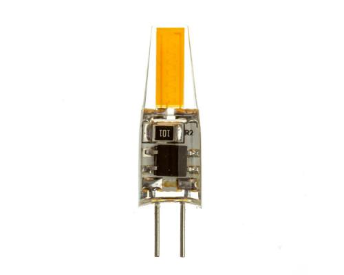 Led лампа SIVIO cob1505 3,5Вт G4 220В 3000K Silicon