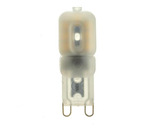 Led лампа SIVIO smd2835 3Вт G9 220В 4500K Plastik