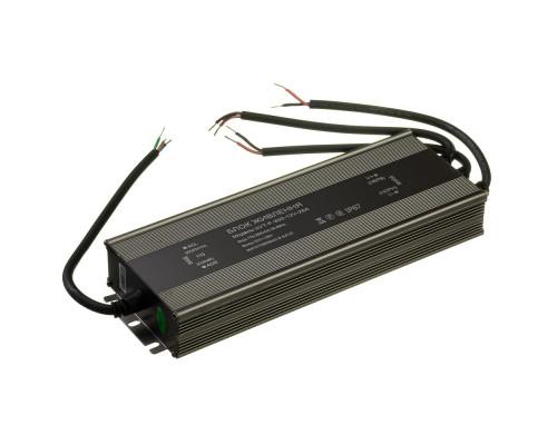 Led блок питания NEW AVT-12V IP 65 25А - 300W