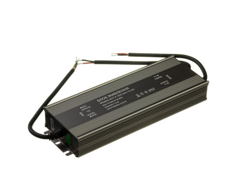 Led блок питания NEW AVT-24V IP 65 12,5А - 300W