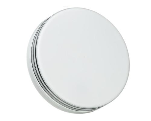 Светодиодный светильник 36 Вт накладной круглый 5000К IP44 Silver